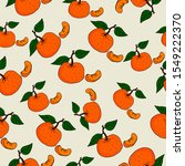 seamless pattern with... | Shutterstock .eps vector #1549222370
