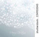 Silver Christmas Background...