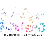 light multicolor  rainbow... | Shutterstock .eps vector #1549337273