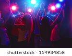 Young People Having Fun Dancin...