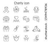 charity  donation  volunteer... | Shutterstock .eps vector #1549478936