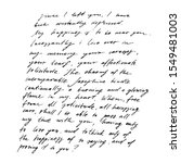 handwritten abstract text... | Shutterstock .eps vector #1549481003
