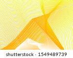 yellow halftone gradients.... | Shutterstock .eps vector #1549489739