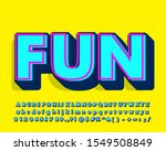 blue vintage retro font with... | Shutterstock .eps vector #1549508849