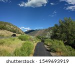 New Castle Road Usa Colorado...