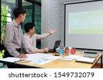 graphic designers presenting ux ...