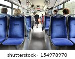 inside bus | Shutterstock . vector #154978970