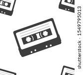 cassette magnetic tape seamless ...   Shutterstock .eps vector #1549795013