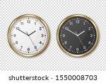vector 3d realistic classic... | Shutterstock .eps vector #1550008703