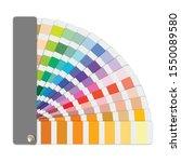 color sample guide in vector...   Shutterstock .eps vector #1550089580