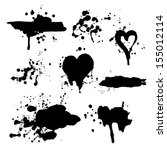 Grunge Vector Hand Drawn...