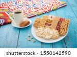 egyptian prophet muhammad...   Shutterstock . vector #1550142590