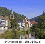 Wolfach, a town in the Black Forest