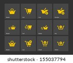 checkout icons. see also vector ...