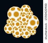 Cluster Of Spiky Stars Balls I...