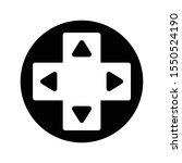 socket vector glyph colour icon