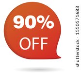 discount up to 90 percent off...