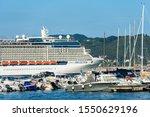 la spezia  italy   july 10 ... | Shutterstock . vector #1550629196