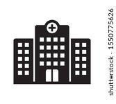 hospital icon  hospital...   Shutterstock .eps vector #1550775626