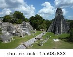 tikal  guatemala  one of the... | Shutterstock . vector #155085833