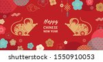 happy chinese new year design....   Shutterstock .eps vector #1550910053