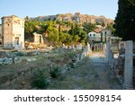 Roman Agora And The Tower Of...