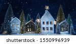 merry christmas and happy new...   Shutterstock . vector #1550996939