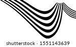 abstract black and white... | Shutterstock .eps vector #1551143639