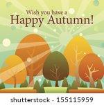 Happy Autumn  Thanksgiving...