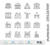 buildings for various purposes...
