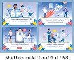 new ai technologies for... | Shutterstock .eps vector #1551451163