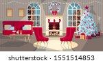 vector illustration of interior ... | Shutterstock .eps vector #1551514853