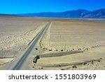 Long Desert Highway Leading...
