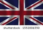 flag of united kingdom.... | Shutterstock .eps vector #1552006550