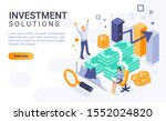 investment solutions landing...