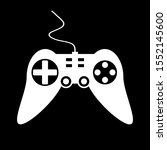 game console on black...   Shutterstock .eps vector #1552145600