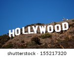 hollywood  ca usa   march 17... | Shutterstock . vector #155217320