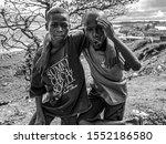 Ghana Children Who Live A Tough ...