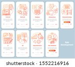 application development... | Shutterstock .eps vector #1552216916