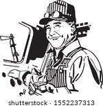 train engineer 2   always on... | Shutterstock .eps vector #1552237313