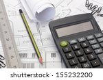 House Plans With Calculator Fo...