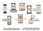 hourglass store  clock shop...   Shutterstock .eps vector #1552453070