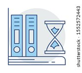 education   school line icons... | Shutterstock .eps vector #1552572443