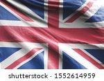 Flag Of United Kingdomwaving....