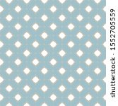 geometric ornamental vector... | Shutterstock .eps vector #1552705559