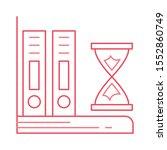education   school line icons... | Shutterstock .eps vector #1552860749
