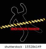 investigation | Shutterstock .eps vector #155286149