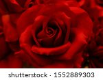 Red Artificial Roses For...