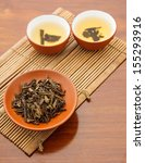 traditional chinese tea | Shutterstock . vector #155293916