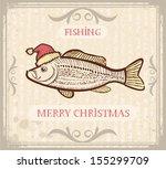 Vintage Christmas Image Of...